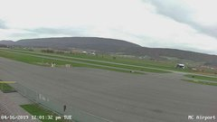 view from Mifflin County Airport (west) on 2019-04-16