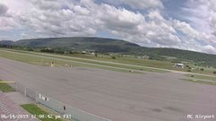 view from Mifflin County Airport (west) on 2019-06-14