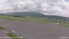 view from Mifflin County Airport (west) on 2019-06-19
