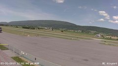 view from Mifflin County Airport (west) on 2019-07-15