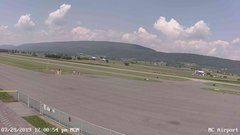 view from Mifflin County Airport (west) on 2019-07-29