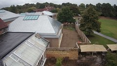 view from RHS Wisley 1 on 2018-09-22
