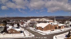 view from Highland Park Hose Co. #1 on 2019-01-21
