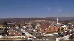 view from Highland Park Hose Co. #1 on 2019-02-04
