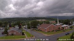 view from Highland Park Hose Co. #1 on 2019-06-18