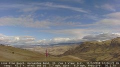 view from Horseshoe Bend, Idaho CAM1 on 2018-11-05
