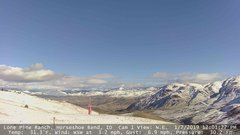 view from Horseshoe Bend, Idaho CAM1 on 2019-01-07