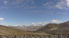 view from Horseshoe Bend, Idaho CAM1 on 2019-03-10