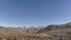 view from Horseshoe Bend, Idaho CAM1 on 2019-03-14