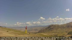 view from Horseshoe Bend, Idaho CAM1 on 2019-08-09