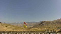 view from Horseshoe Bend, Idaho CAM1 on 2019-08-13