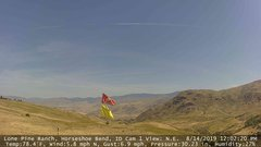 view from Horseshoe Bend, Idaho CAM1 on 2019-08-14