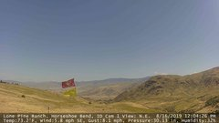 view from Horseshoe Bend, Idaho CAM1 on 2019-08-16
