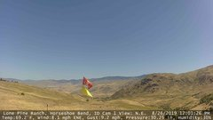 view from Horseshoe Bend, Idaho CAM1 on 2019-08-26