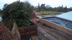 view from RHS Wisley 3 on 2018-12-16