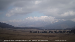 view from Pian Cansiglio - Casera Le Rotte on 2019-03-17