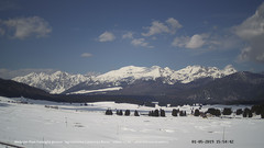 view from Pian Cansiglio - Casera Le Rotte on 2019-04-29