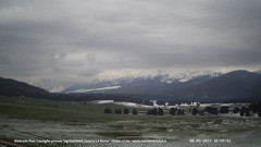 view from Pian Cansiglio - Casera Le Rotte on 2019-05-08