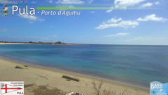view from Porto d'Agumu on 2019-03-15