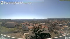 view from Escalaplano on 2019-03-12