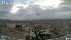view from Escalaplano on 2019-03-21
