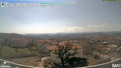 view from Escalaplano on 2019-03-23