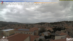 view from Sant'Andrea Frius on 2019-03-13