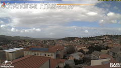 view from Sant'Andrea Frius on 2019-03-14