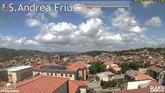 view from Sant'Andrea Frius on 2019-05-18