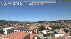 view from Sant'Andrea Frius on 2019-05-22