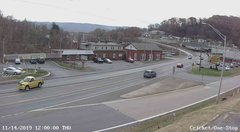 view from Electric Avenue - Lewistown on 2019-11-14