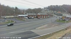 view from Electric Avenue - Lewistown on 2019-11-18