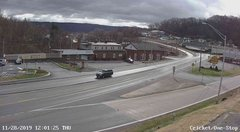 view from Electric Avenue - Lewistown on 2019-11-28