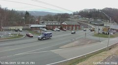 view from Electric Avenue - Lewistown on 2019-12-06