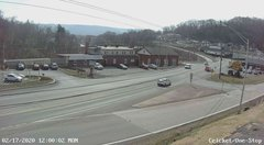 view from Electric Avenue - Lewistown on 2020-02-17