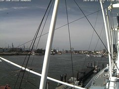 view from Cap San Diego on 2019-09-11