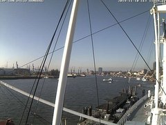 view from Cap San Diego on 2019-11-10