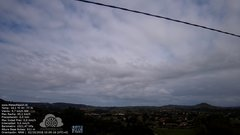 view from MeteoReocín on 2019-10-02