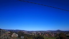 view from MeteoReocín on 2019-10-07