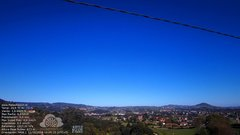 view from MeteoReocín on 2019-10-11