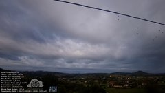 view from MeteoReocín on 2019-11-09