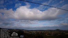 view from MeteoReocín on 2019-11-25