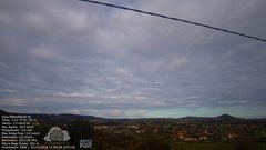 view from MeteoReocín on 2019-12-01