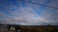 view from MeteoReocín on 2019-12-07