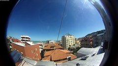 view from Oss. Meteorologico di Gabicce Mare e Cattolica on 2019-09-04