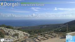 view from Monte Longu on 2019-12-10