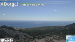 view from Monte Longu on 2020-06-15