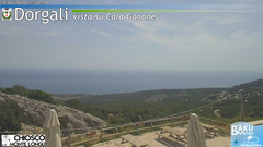 view from Monte Longu on 2020-07-13