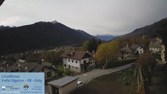 view from Valle Vigezzo on 2019-11-04