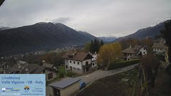 view from Valle Vigezzo on 2019-11-11